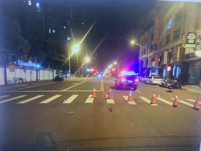 中市方姓男子5日凌晨酒後開車撞死名嘴黃暐瀚的媽媽。(民眾提供)