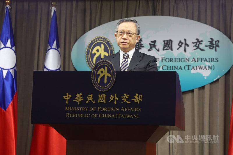 外交部亞東太平洋司長曾瑞利6日表示,印太福爾摩沙俱樂部成立大會7日舉行,有利台灣國際參與。中央社記者游凱翔攝  110年5月6日