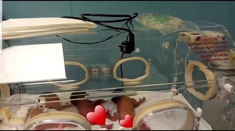 非洲國家馬利一名婦女產下極其罕見的9胞胎。(圖取自馬利衛生部網頁www.sante.gov.ml)