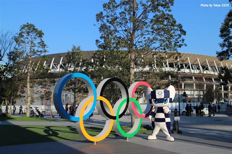 世界衛生組織官員表示,基於染疫病例數持續發展,部分決定可能要到東京奧運快開幕才能出爐,例如觀眾人數限制。(圖取自facebook.com/tokyo2020)