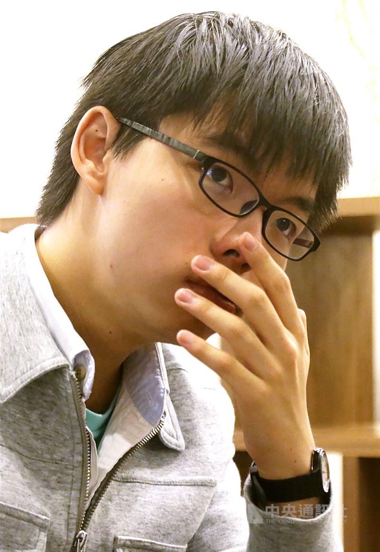前香港眾志秘書長黃之鋒(圖)等人因去年參加紀念「六四」晚會被法院判刑,德國官員對此表示震驚,指港人的自由因北京對香港的全面控制面臨強大壓力。(中央社檔案照片)