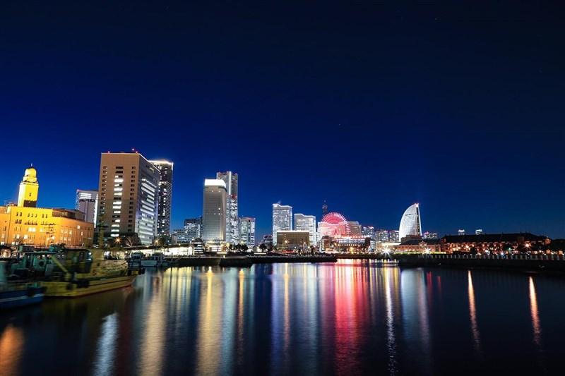 日本一間營運地方情報網站的公司調查「2021年版最想住的地方百大排名」,由神奈川縣橫濱市連續9次奪冠。(圖取自facebook.com/welcome.city.yokohama)