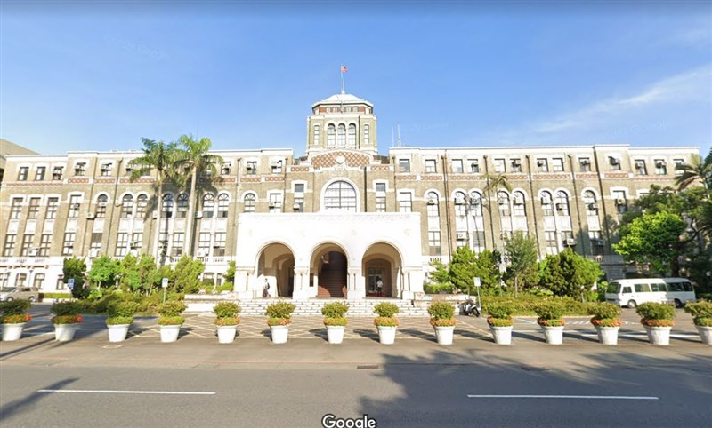 台灣高等法院18日表示,特定法警因快篩呈現陽性反應,經衛生單位通知後,目前已進行隔離。(圖取自google地圖網頁google.com/maps)
