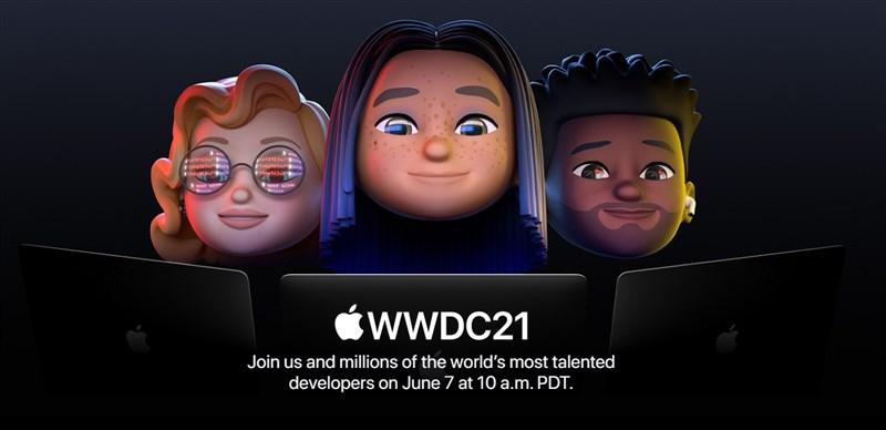 蘋果揭曉年度全球開發者大會(WWDC21)的活動內容 ,包括keynote發表會與Platforms State of the Union時程。(圖取自蘋果開發者網頁developer.apple.com)