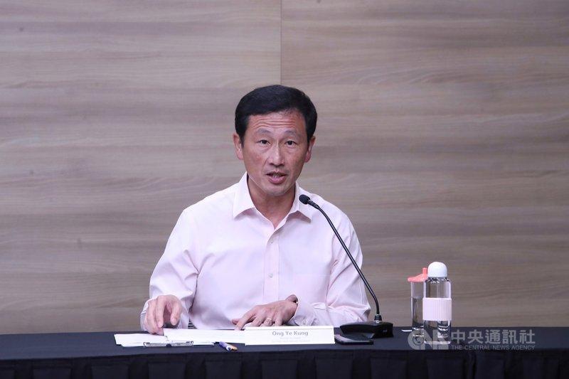 為提高新加坡COVID-19疫苗接種覆蓋率,星國衛生部長王乙康31日表示,將允許私人醫療業者申請引進獲世界衛生組織批准使用的疫苗。(新加坡通訊及新聞部提供)中央社記者侯姿瑩新加坡傳真 110年5月31日