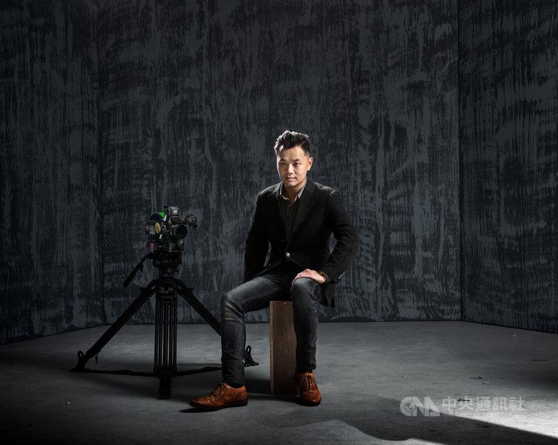 台灣導演林龍吟(圖)以首部劇情長片「蚵豐村」入圍馬德里電影節競賽單元,也創下台灣電影首度入圍官方競賽單元紀錄。(文化部提供)中央社記者王心妤傳真  110年6月2日
