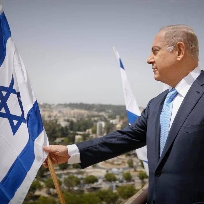 以色列在野陣營2日深夜達成共組聯合政府協議,為終結總理尼坦雅胡(圖)12年執政鋪路。(圖取自facebook.com/Netanyahu)