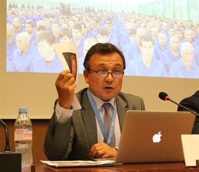 世界維吾爾代表大會主席多里坤.艾沙自2008年起遭到土耳其拒絕入境,案經土耳其法院審理中。(圖取自facebook.com/uyghurcongress)