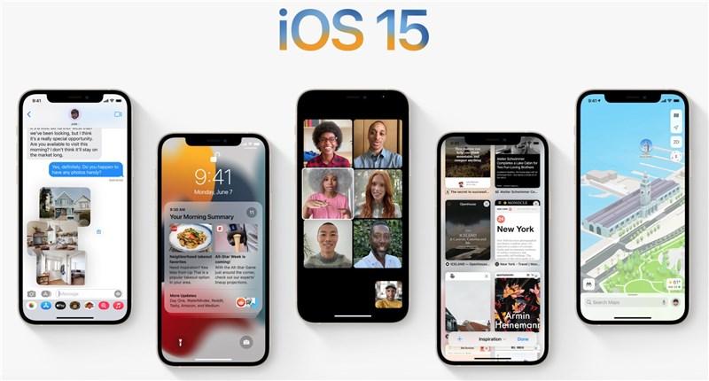 蘋果7日舉行第2次整場在線上進行的全球開發人員大會,執行長庫克的主題演說概述了iPhone手機等裝置的軟體更新狀況。(圖取自蘋果公司網頁apple.com)