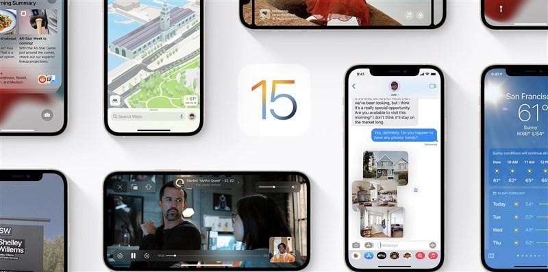 蘋果公司8日在線上舉行年度全球開發者大會WWDC21,公布4大作業系統iOS 15(圖)、iPadOS 15、watchOS 8、macOS Monterey的新功能。(圖取自蘋果公司網頁apple.com)