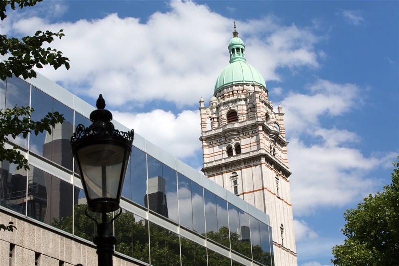 英國20所頂尖大學近年來共接受華為和中國國營企業逾4000萬英鎊(約新台幣15億7417萬元)資助。圖為倫敦帝國學院。(圖取自facebook.com/imperialcollegelondon)