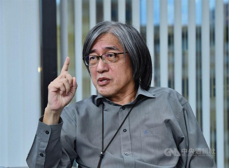 PChome網路家庭董事長詹宏志11日坦承曾在好心肝診所施打AZ疫苗,向外界致歉並表示「自己做錯了事」。(中央社檔案照片)
