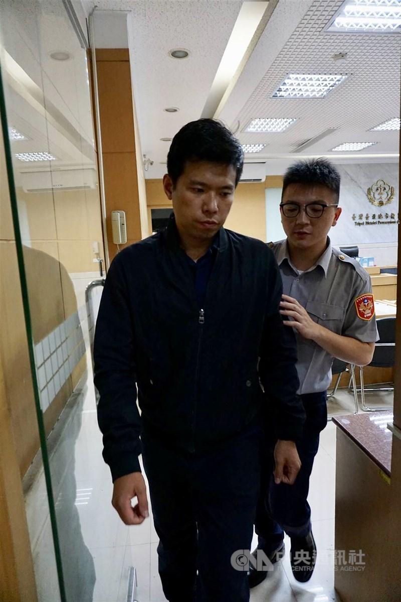 台北地方法院11日宣判,前國安局人員吳宗憲(前)被依貪污等罪判有期徒刑10年4月、張恒嘉被判10年2月。(中央社檔案照片)