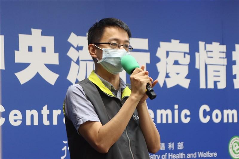 疫情指揮中心醫療應變組副組長羅一鈞(圖)13日提到,台灣確實有臨床醫師診斷出武漢肺炎確診者出現可能致死的肺栓塞,會持續與重症醫師討論處置方式。(指揮中心提供)