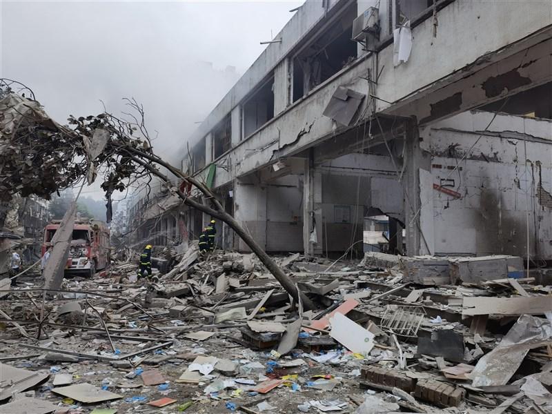 針對湖北十堰發生爆炸案導致12人死亡,中共總書記習近平13日指示,要求全面排查安全隱患,為建黨百年營造良好氛圍。(中新社)