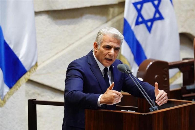 以色列國會14日在信任投票中批准成立新的聯合政府,真正促成以色列變天者為中間派領袖拉皮德(圖)。(圖取自facebook.com/YairLapid)