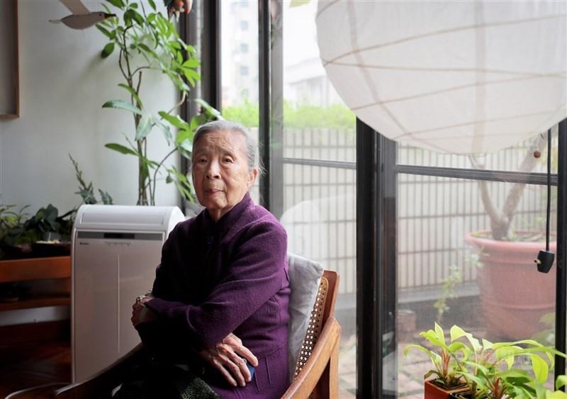 建築師王秋華(圖)14日因心臟衰竭辭世,享壽96歲。建築師、作家阮慶岳表示,王秋華樹立了典範,讓台灣的女性建築師形象更為清楚地被彰顯出來。(中央社檔案照片)