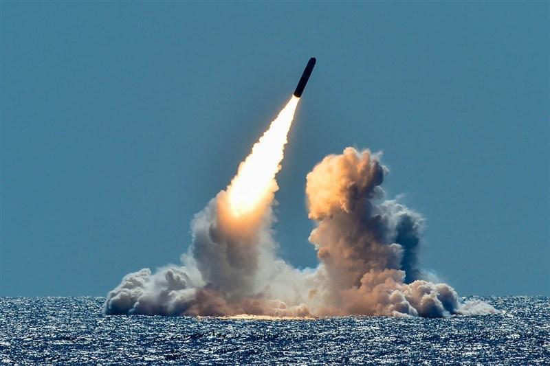 斯德哥爾摩國際和平研究所表示,從1990年代初以來所見核彈數下降趨勢似乎開始停滯。(示意圖/圖取自美國國防部網頁defense.gov)