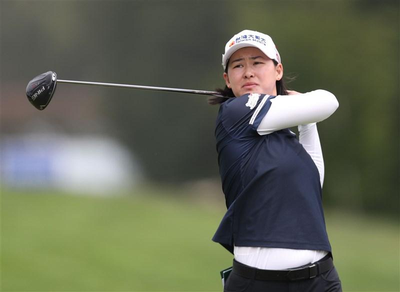 旅美高球好手李旻14日在LPGA美迪惠爾錦標賽最終輪拿下第2,締造LPGA生涯最佳。(圖取自twitter.com/LPGA)