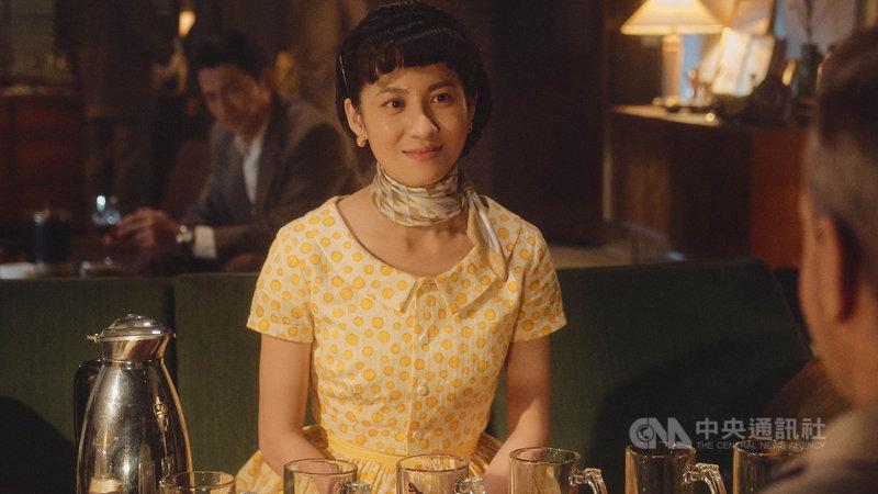 演員連俞涵(圖)在時代生活劇「茶金」中,飾演茶葉出口商的獨生女,為證明自己的價值,她介入債台高築的家族事業,在一個沒有「女商人」的時代,帶領著搖搖欲墜的公司走向世界。(公視提供)中央社記者葉冠吟傳真 110年6月16日