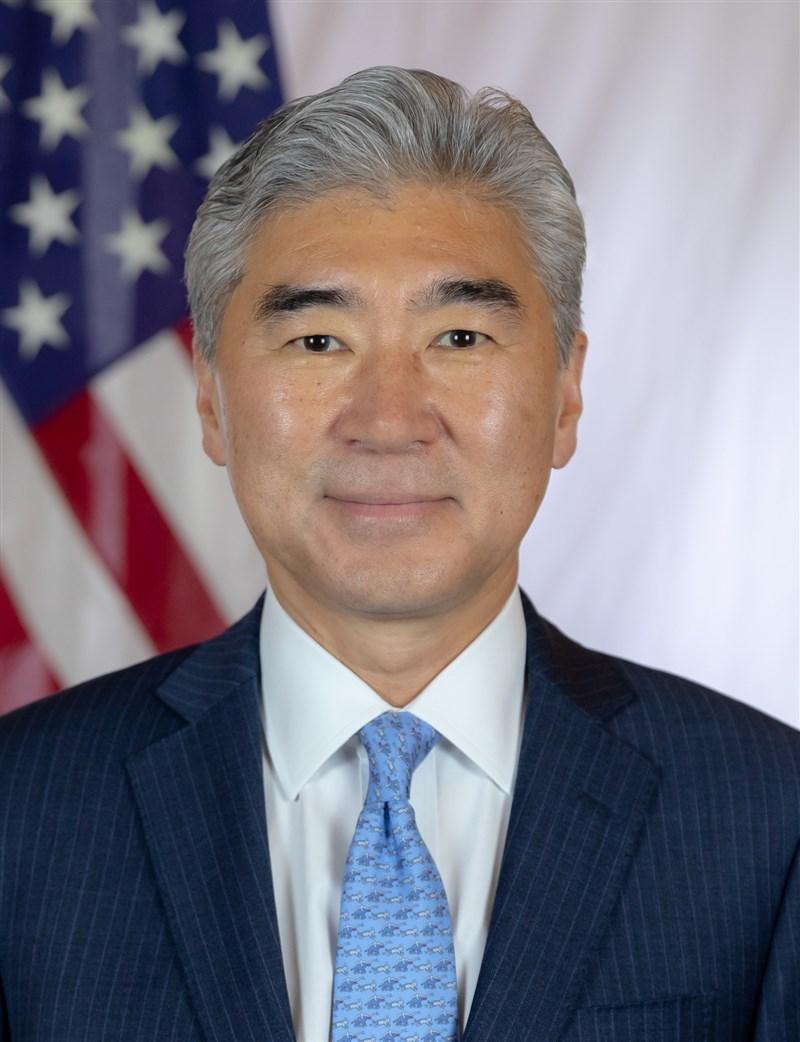 美國新任北韓特使金成(圖)本週將首度訪問南韓,可能與南韓、日本官員舉行3方會談。(圖取自維基共享資源,版權屬公眾領域)