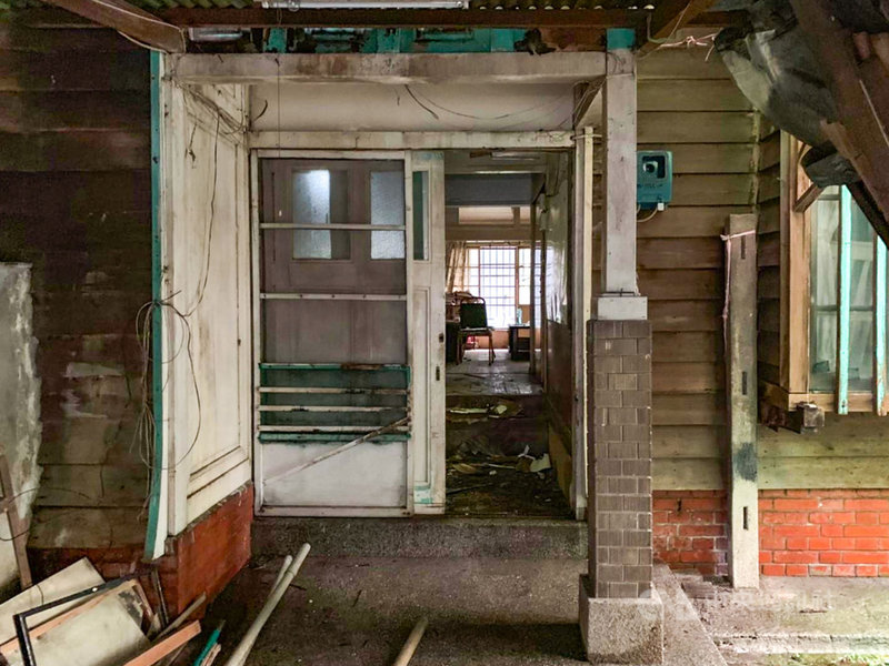 基隆市文化局18日表示,位於基隆市義七路39號的「基隆中學校官舍」因具日治時期建築特色、反映地區發展,正式登錄為歷史建築,後續將向文化部爭取修復再利用補助經費,以延續它的歷史價值與過往風華。(基隆市文化局提供)中央社記者沈如峰基隆傳真  110年6月18日