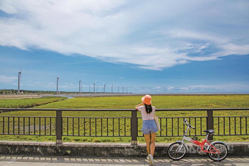 交通部觀光局與駐巴西代表處及駐聖保羅辦事處應邀參加巴西全國生態旅遊研討會自行車旅遊論壇,線上分享台灣成功經驗。(駐巴西代表處提供)中央社記者唐雅陵聖保羅傳真  110年6月18日