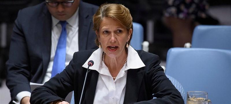 聯合國大會18日通過決議,呼籲國際對緬甸實施武器禁運。聯合國緬甸事務特使柏其納在表決後告訴聯大:「時間是關鍵,推翻軍方掌權的機會愈來愈小。」(圖取自聯合國網頁un.org)