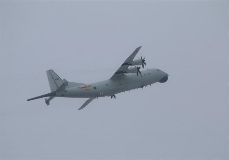 空軍20日發布共機動態,一架運8反潛機上午侵擾台灣西南防空識別區(ADIZ)。圖為運8反潛機同型機。(圖取自國防部網頁mnd.gov.tw)