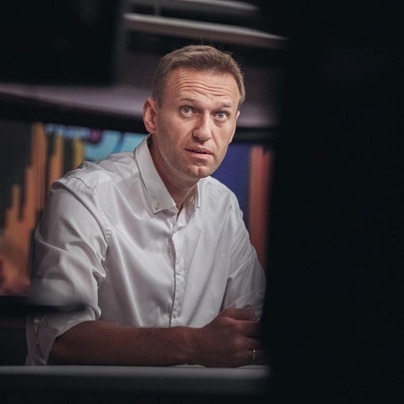 俄羅斯知名反對派領袖納瓦尼(圖)遭毒害險些喪命,白宮國安顧問蘇利文表示,美國打算對此再度制裁俄羅斯。(圖取自facebook.com/navalny)