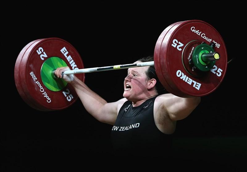紐西蘭奧林匹克委員會官員21日指派舉重選手哈伯德(圖)加入國家代表隊,將成史上首位公開出櫃的跨性別奧運選手。(圖取自紐西蘭奧委會網頁olympic.org.nz)