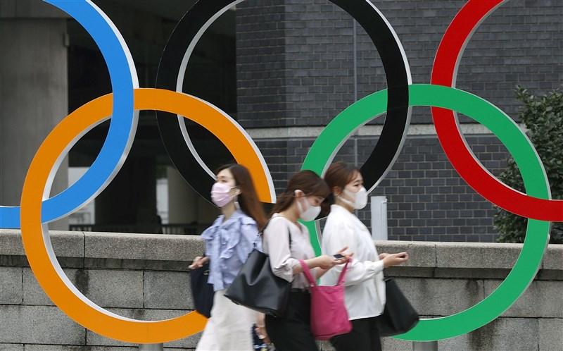 日本東京都4度發布緊急事態宣言,期間從7月12日到8月22日止,涵蓋整個東京奧運舉辦期間。圖為東京街頭。(共同社)