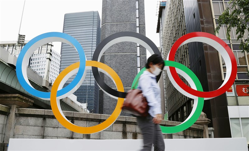 日本東京奧運將於23日開幕,然而多數場館所在地的首都圈1都3縣疫情仍嚴峻,埼玉縣及千葉縣15日新增病例皆分別創下3月以來新高紀錄。(共同社)