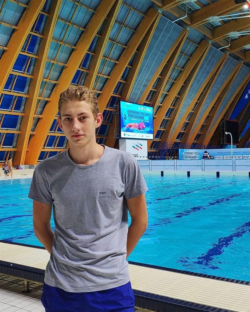 俄國泳將鮑羅廷確診COVID-19,將錯過本屆東京奧運泳賽。(圖取自instagram.com/borodya_)