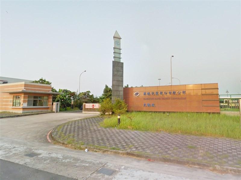 高雄捷運北機廠廠房22日發生觸電意外,一名男子無呼吸心跳送醫。(圖取自Google地圖網頁google.com/maps)