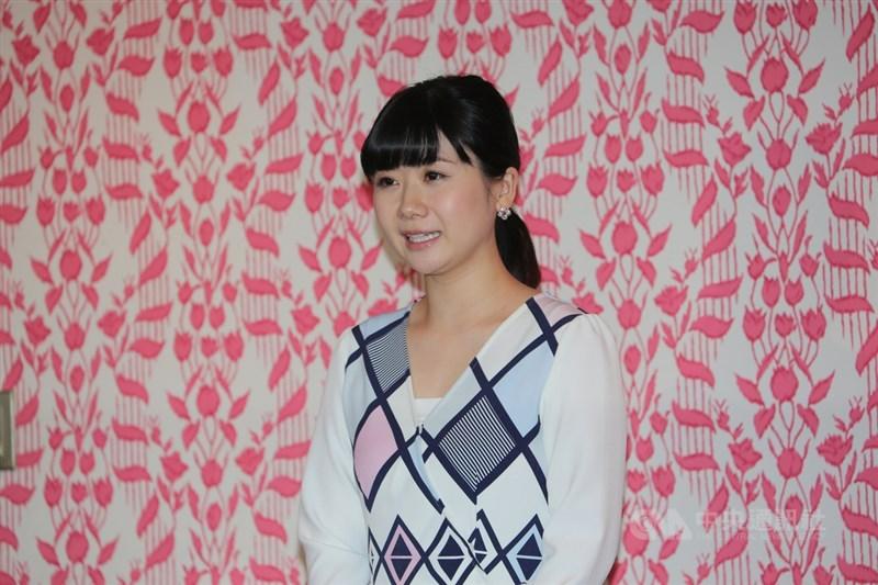 日本前桌球女將福原愛(圖),將在26日登場的東京奧運桌球男女單打及男女混雙決賽,擔任日本富士電視台轉播球評。(中央社檔案照片)