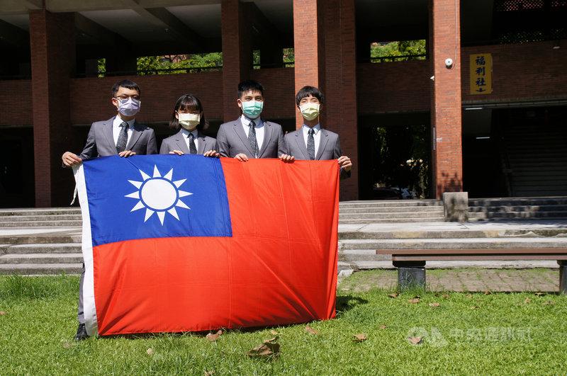 2021年國際生物奧林匹亞競賽成績揭曉,台灣學生共拿下4金,國際排名與中國並列第1名。(教育部提供)中央社記者許秩維傳真 110年7月25日