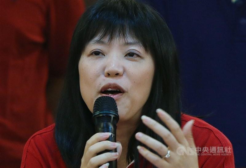 國民黨籍新北市議員唐慧琳25日胰臟癌病逝,享年49歲。(中央社檔案照片)
