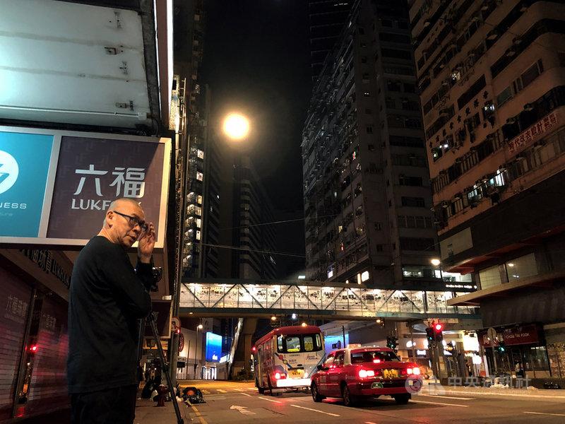 第78屆威尼斯影展公布影片名單,導演蔡明亮的紀錄短片「良夜不能留」入圍「非競賽單元」。(汯呄霖電影提供)中央社記者葉冠吟傳真 110年7月27日