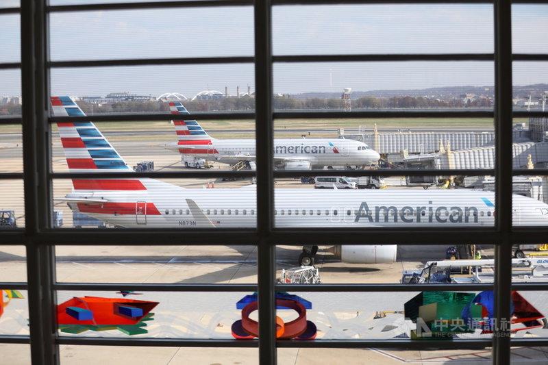 白宮發言人莎琪26日宣布,考量Delta變異株威脅,美國決定維持現有旅行禁令。圖為美國雷根國家機場,攝於2020年11月25日。中央社記者徐薇婷華盛頓攝 110年7月27日