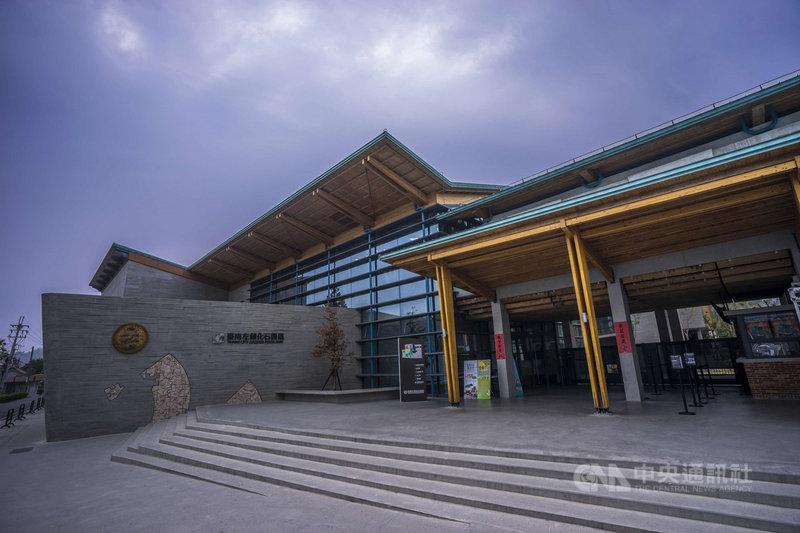 台南市各藝文場館在疫情警戒降級後重新開放,文化局並整合24處公、私立博物館與地方文化館推出慢遊手札企劃,以6大主題路線吸引民眾探索各特色館舍。圖為台南左鎮化石園區。(台南市文化局提供)中央社記者楊思瑞台南傳真  110年8月1日