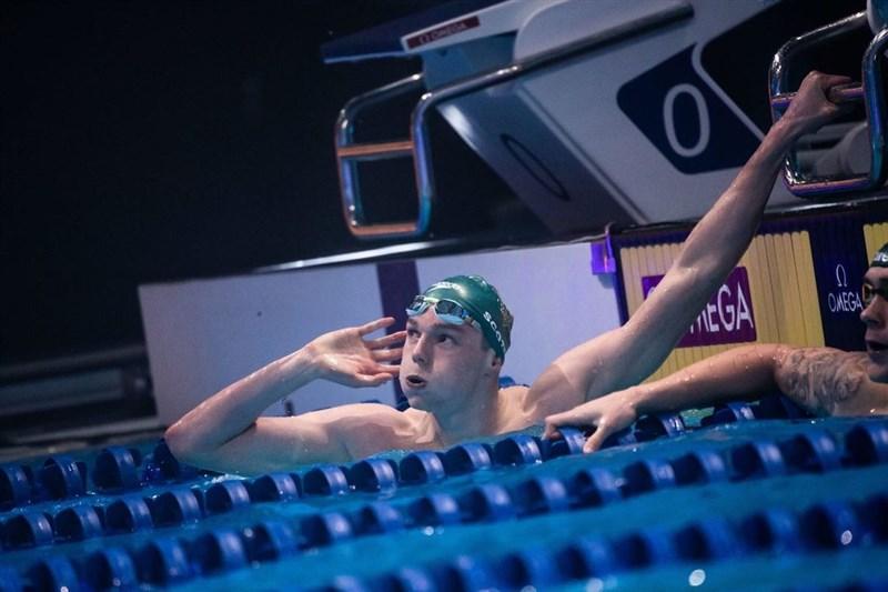 東奧游泳賽事1日結束,英國隊共拿8面獎牌創隊史最佳成績,出身蘇格蘭的選手史考特(圖)以4面獎牌榮登英國史上單屆奧運奪牌數最多選手。(圖取自instagram.com/dunks_scott)