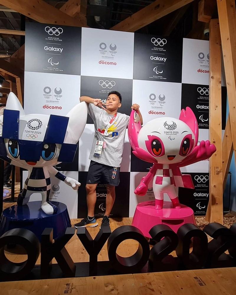 菲律賓選手皮特西歐(圖)3日在東奧女子羽量級拳賽鍍銀。她賽後說,以身為LGBTQ社群一員為榮。(圖取自instagram.com/neshpetecio)