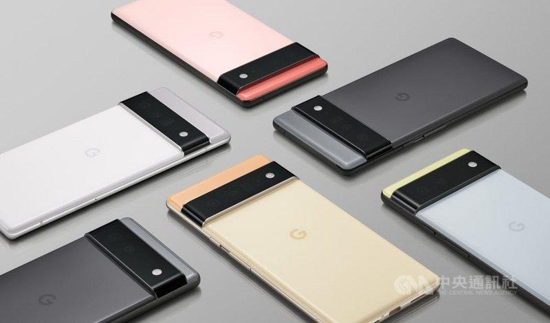 Google 3日宣布,首度搭載自家研發晶片系統Tensor的Pixel 6和Pixel 6 Pro智慧型手機將於今年秋季登場,採用全新材質及外觀設計,並升級後置鏡頭系統。(Google提供)中央社記者吳家豪傳真 110年8月3日