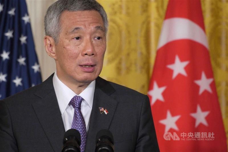 新加坡總理李顯龍3日在阿斯本安全論壇表示,中國不會單方面對台採取行動,但存在誤判或意外的風險,美國立場十分關鍵。(中央社檔案照片)