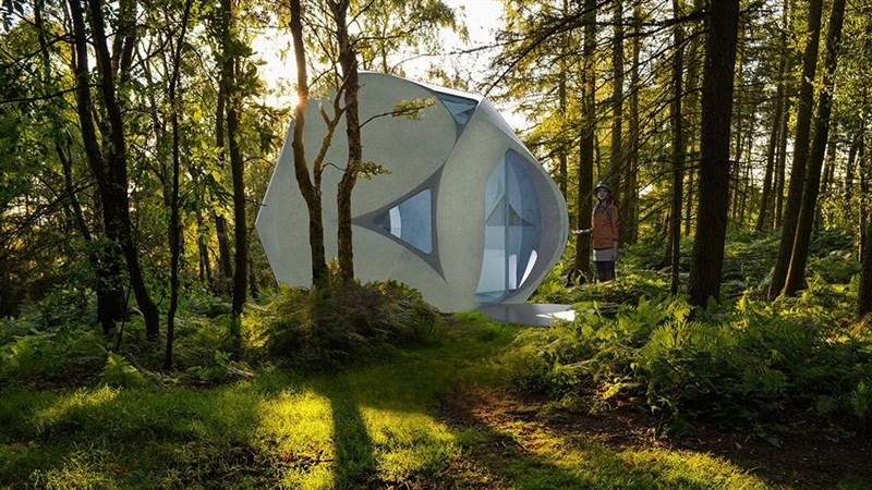 日本一間新創公司正計劃用3D列印技術,實現300萬日圓、24小時就能建造完成的下世代住宅。(圖取自三澤住宅株式會社網頁misawa.house)