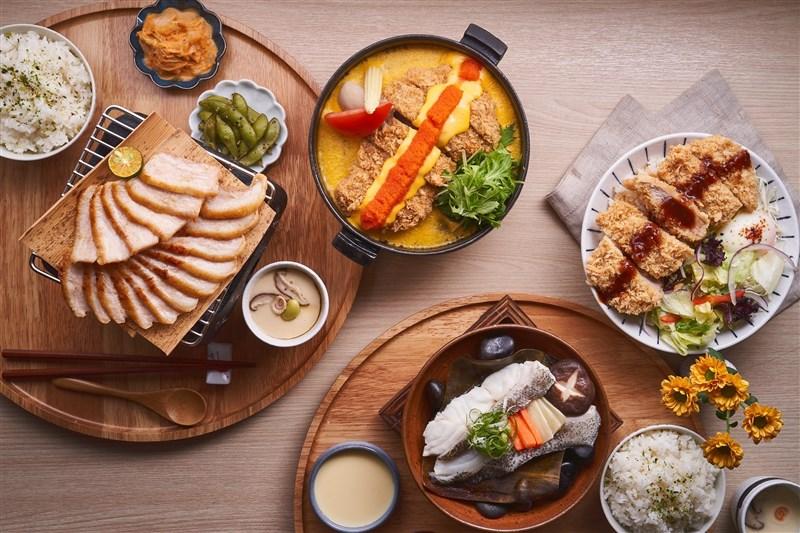 王品去年9月推出的日式定食品牌「町食就是定食」將於月底歇業。(圖取自facebook.com/tingshiset)