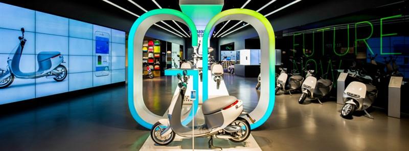 外媒報導,台灣電動機車新創公司Gogoro有意在美上市,外界預期Gogoro將在9月16日的記者會宣布。(圖取自facebook.com/GogoroTaiwan)