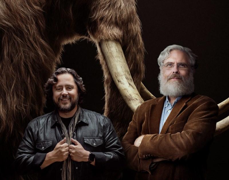 與美國哈佛大學遺傳學者合作的新公司Colossal宣稱,將運用新興科技,讓已經滅絕的長毛象再次現身北極凍原。(圖取自Colossal公司網頁colossal.com)