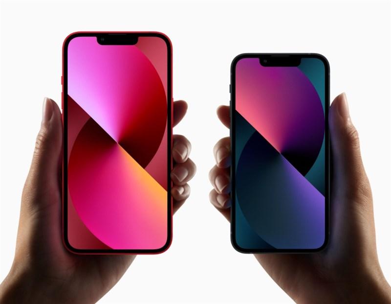 iPhone 13系列15日亮相,台灣預計在24日開賣。(圖取自蘋果官方網頁apple.com)